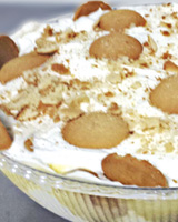Banana Pudding Tray