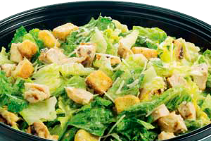 Chicken Caesar Green Salad Kit